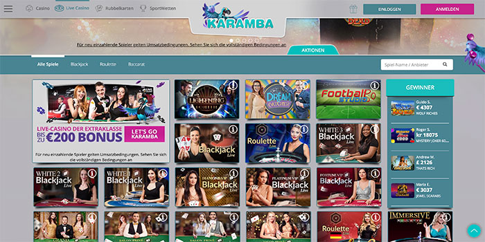 casino karamba