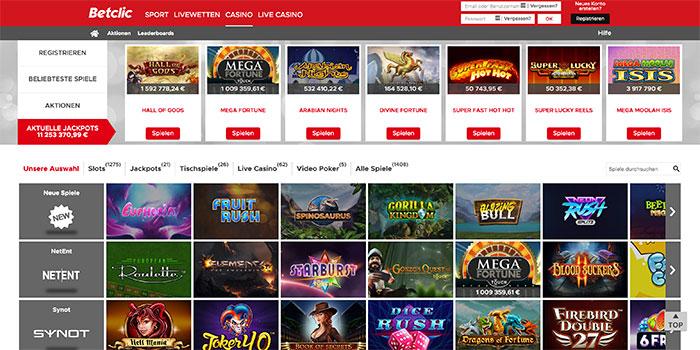 casino online betclic