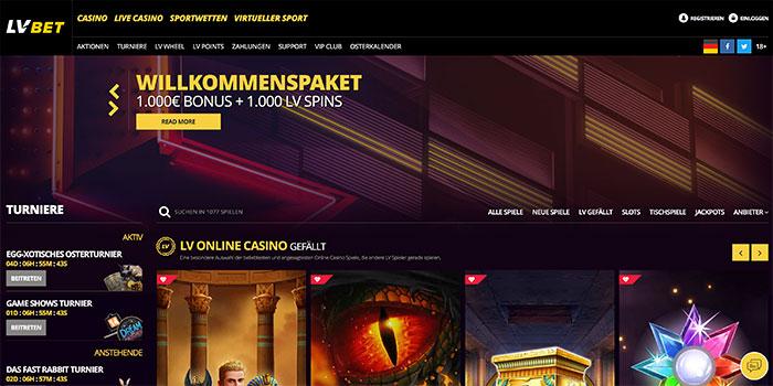 lvbet casino online
