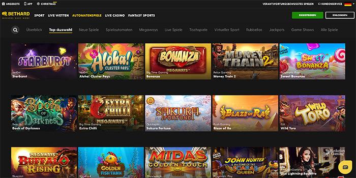 online casino bethard